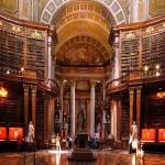 La Biblioteca Nacional Austriaca en Viena