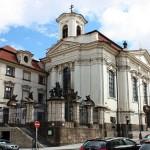 La Cripta de la Iglesia de San Cirilo y San Metodio en Praga