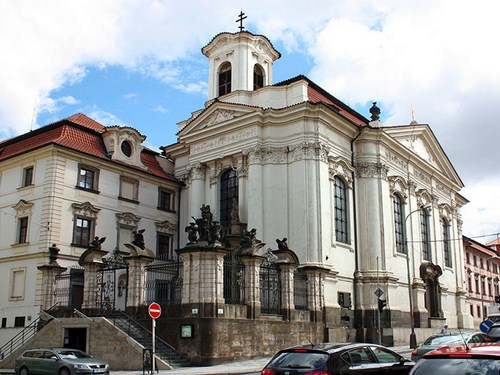 Iglesia de San Cirilo y San Metodio