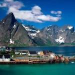 Adventura en Noruega