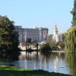 Saint James Park, descanso en Londres