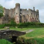 Descubre el Castillo Laugharne en Gales