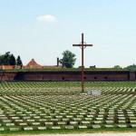 El Campo de Concentración de Terezin, cerca de Praga
