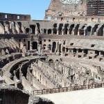Lugares embrujados en Roma