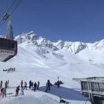 Las mejores estaciones de esquí de Francia : Courchevel