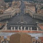 Subir a la Cúpula de la Basílica de San Pedro en Roma