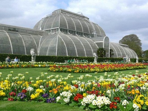 Blog de viajes y escapadas por europa hoteles en europa for Jardin botanico de berlin