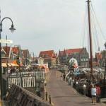 Volendam, típica ciudad holandesa