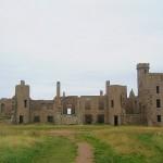 El Castillo Slains, fuente de inspiración para el Conde Drácula