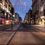 Famosas calles y boulevards de Europa