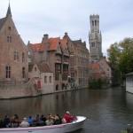 Turismo a Brujas, la Venecia del Norte