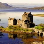 Conozca el Castillo Eilean Donan en Escocia