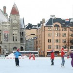 Viajar con niños a Helsinki