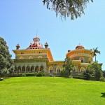 El Palacio de Montserrate en Sintra