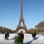 Vacaciones de invierno en París