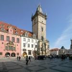 Un paseo por la Ciudad Vieja de Praga