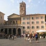 Trastévere, el barrio romántico de Roma