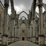 El Convento do Carmo en Lisboa