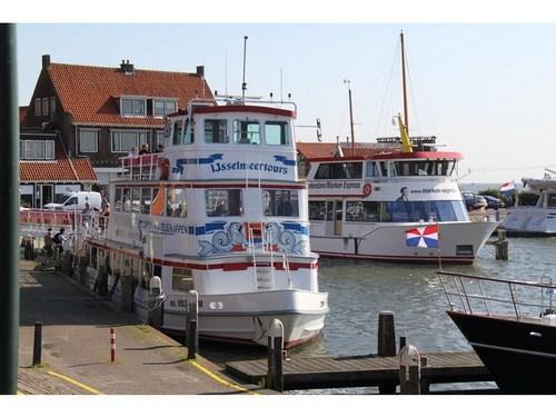 Ferry de Marken a Volendam