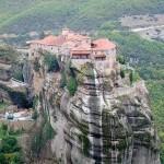 Descubra los Monasterios de Meteora