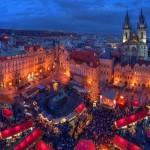 Las mejores ciudades para celebrar Navidad