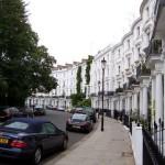 Notting Hill, de paseo por el barrio de Londres