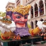 La magia del Carnaval de Patras