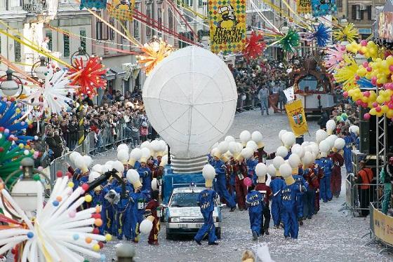 Carnavales Europa