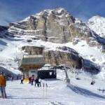 Cortina d'Ampezzo, la más antigua estación de esquí de Italia