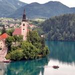 Viajar a Eslovenia, entre el Adriático a los Alpes