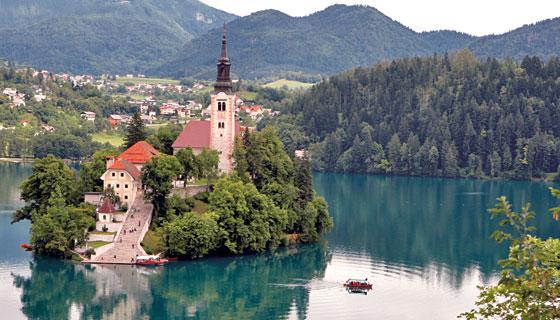 Turismo Eslovenia