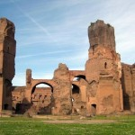 Caracalla, el Spa de la Antigua Roma