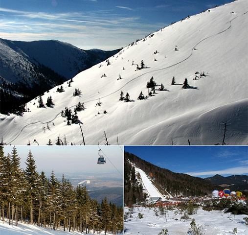 esqui Europa