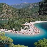 Oludeniz, el balneario de Turquía