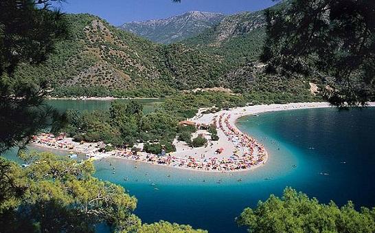Playas Turquia
