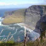 Bellos paisajes de Irlanda : Acantilados de Moher
