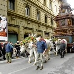 Domingo de Pascua en Florencia