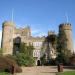 Históricos castillos medievales en Irlanda