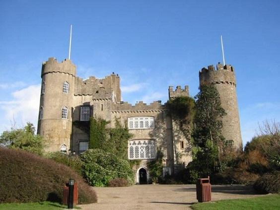Castillos Irlanda