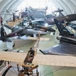 Conozca el Museo de la Real Fuerza Aérea Británica de Londres
