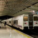 Llegar o salir de Lisboa en trenes, buses y tranvías
