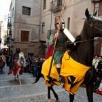 Semana Medieval de Montblanc, entre dragones y tradiciones