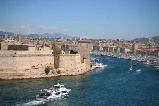 Turismo Marsella