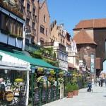 Gdansk, una joya del Mar Báltico