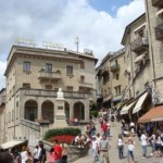 De compras en San Marino