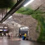 Las mejores estaciones de Metro de Europa : T-Centralen