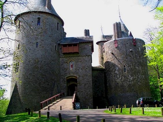 Castillos Gales