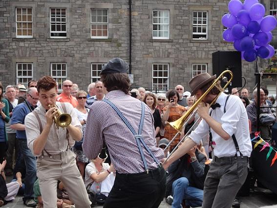 Festivales Escocia