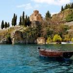 Descubra el Lago Ohrid de Macedonia