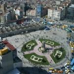 La Plaza Taksim en Estambul